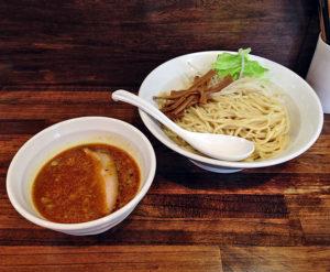 ローストカレーつけ麺
