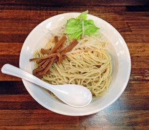 ローストカレーつけ麺の麺