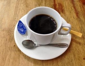 サービスコーヒー