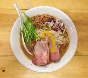 味噌ヌードル780円