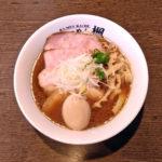 14周年プレミアム醤楓麺