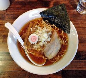 ラーメン650円