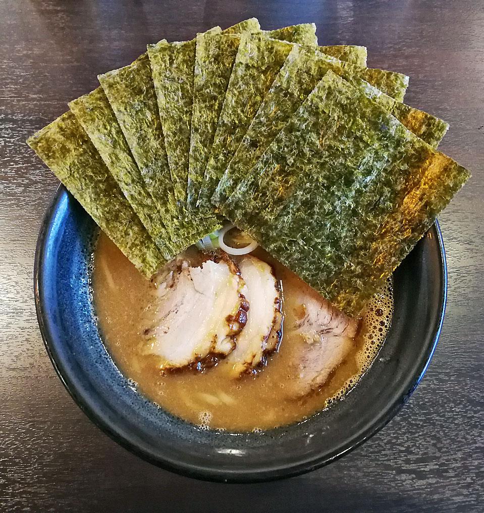 半ちゃーしゅー麺