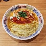 海鮮たっぷりチリトマト麺