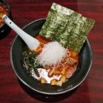 にんにく味噌ピリ辛ラーメン