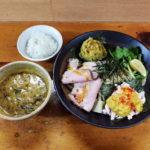 シーフードスパイスつけ麺