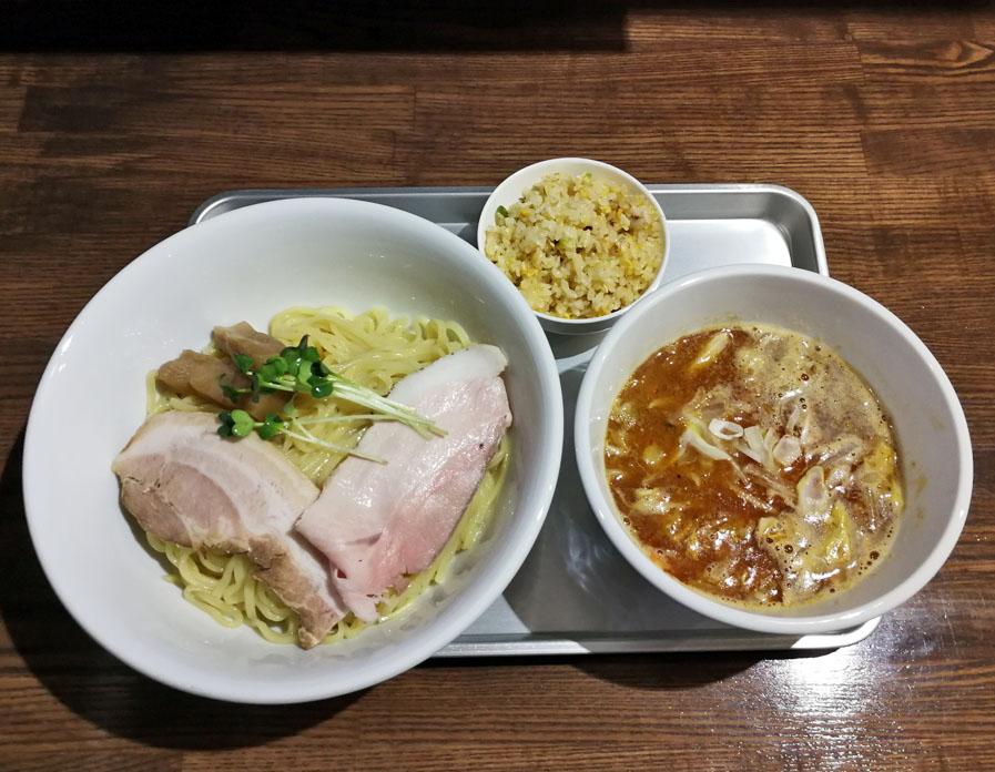 鮮魚カレーつけ麺
