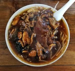 肉ミックススタミナ麺