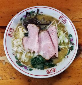 MOTSUKE de 葱姜麺