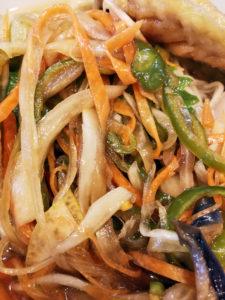 野菜南蛮アップ