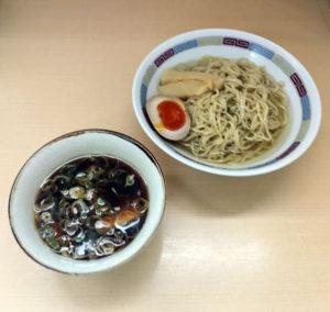 夏季限定つけ麺(並200g)