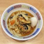 冷製鯵南蛮麺(味玉付)