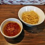 海老辛濃厚ニボつけ麺