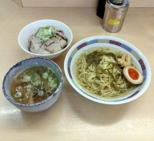 夏季限定つけ麺