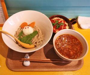 ビーフつけ麺