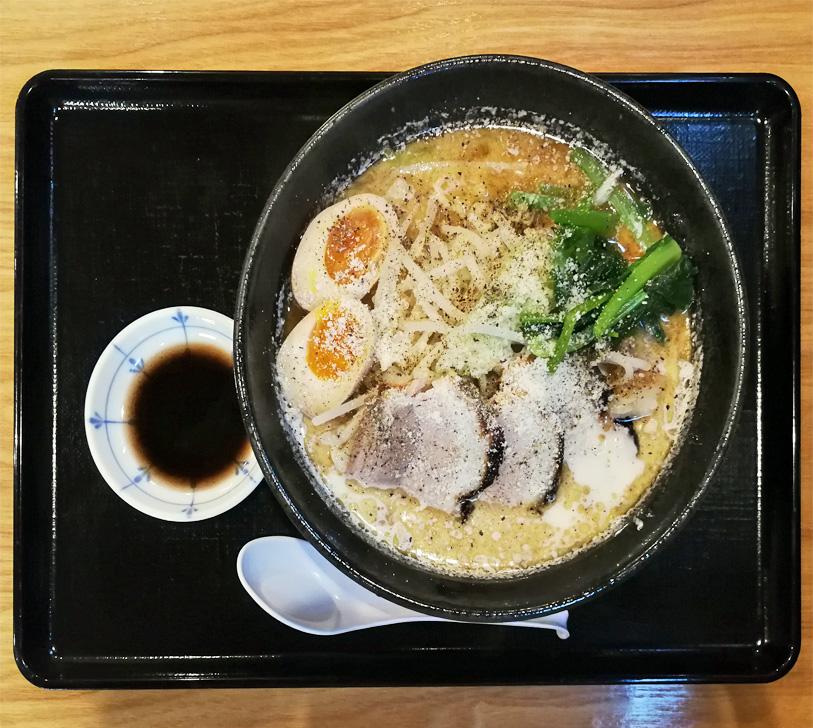 ミルク菜麺