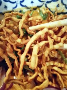 ポキポキ麺