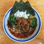 納豆担々麺