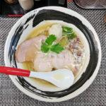 4種の煮干しと水(白醤油)