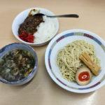 つけ麺&ブタカレー