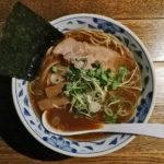 魚薫ラーメン