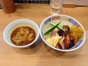 タンドリーカレーつけ麺