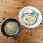 牡蠣つけ麺