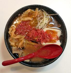 海老担々麺