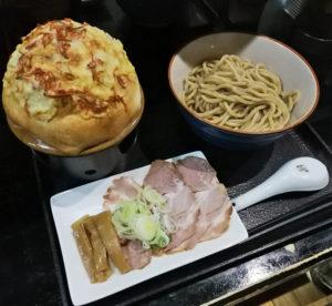 極UMA海老つけ麺