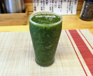 野菜スムージー