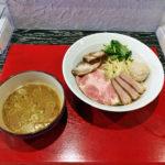 丹波の黒豆味噌つけ麺