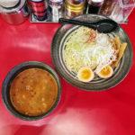 シビカラ麻婆つけ麺