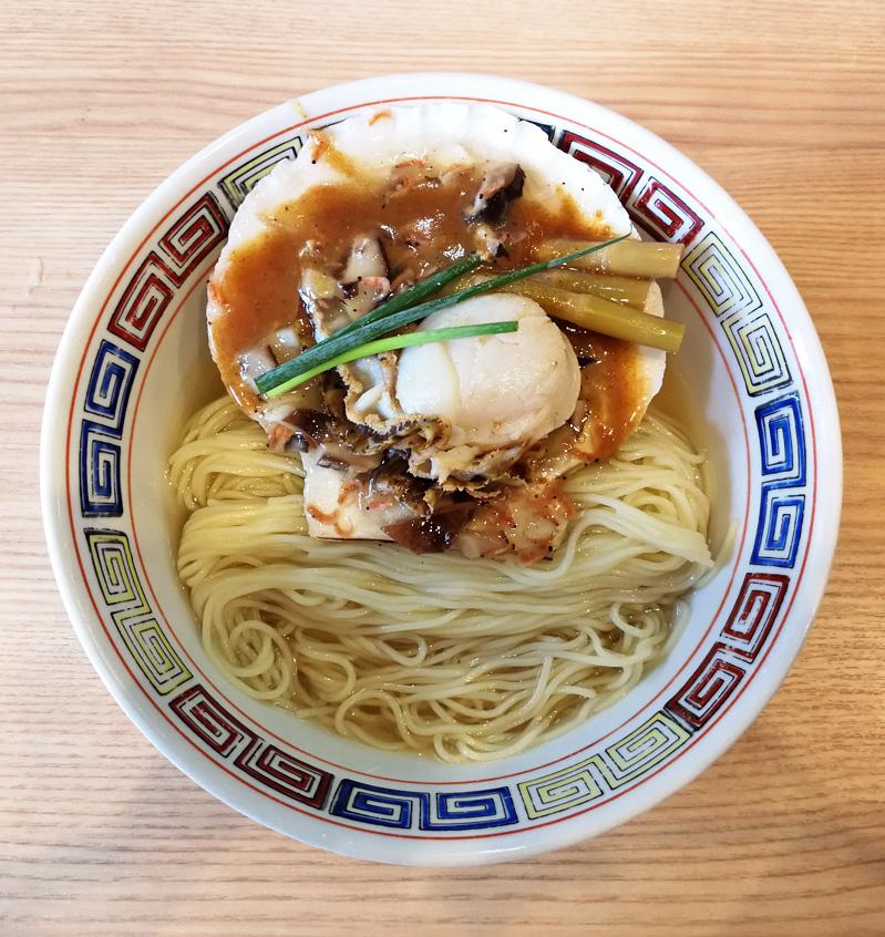 青森ホタテ冷やし麺