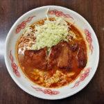 赤いパーコー担々麺