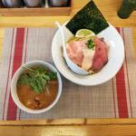 3周年記念「濃厚味噌つけ麺」